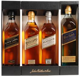 Johnnie Walker Scotch Collection Pack